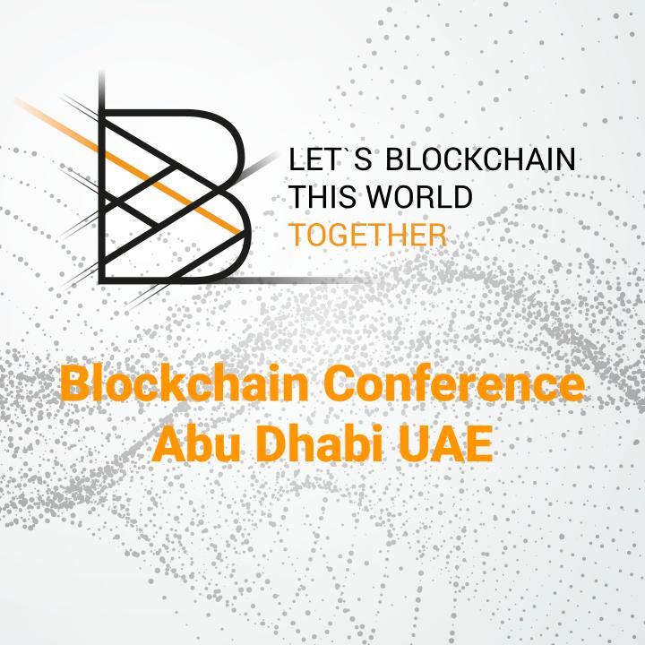 Blockchain Conference Abu Dhabi