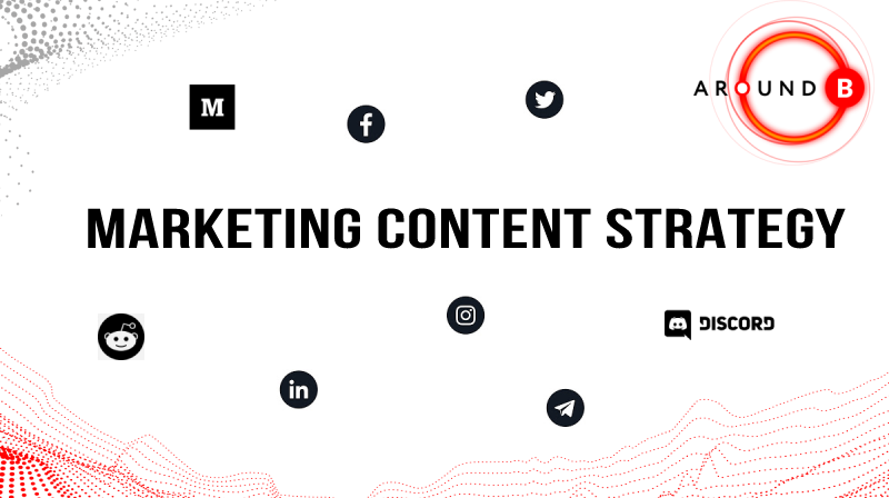 How to build a marketing content strategy for your project