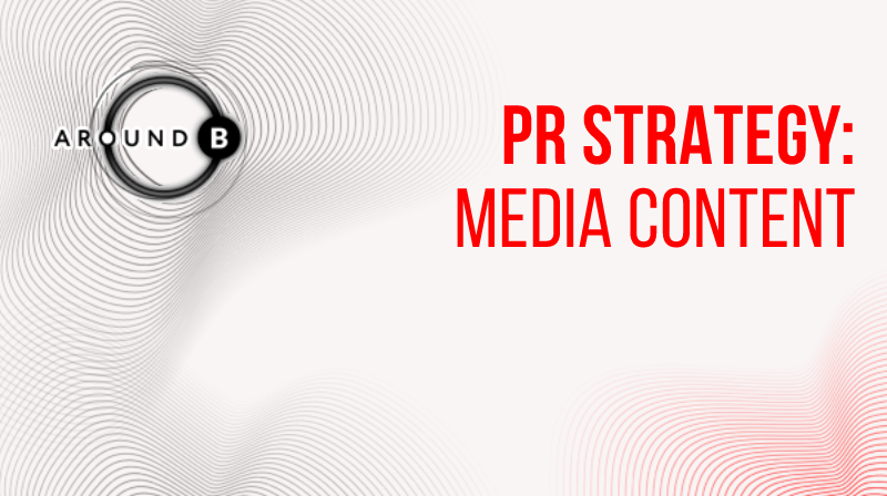 Types of media content or not by press release alone