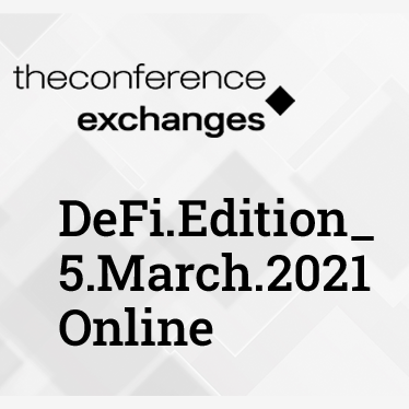 The Conference Exchanges.            DeFi Edition