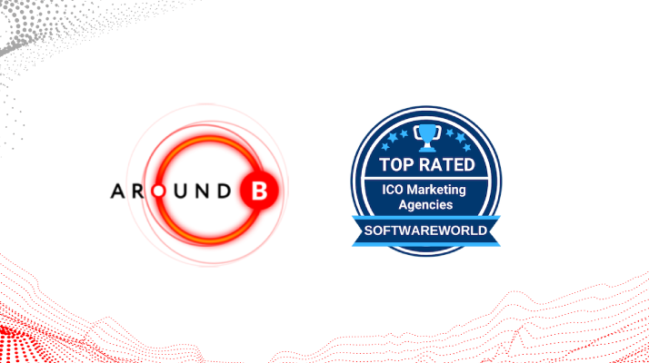AroundB will be listed in the top ICO marketing agencies